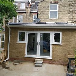 Vland, Builders in Essex. Extension to your home