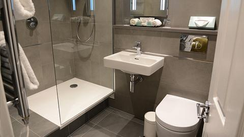bathroom installation with our Builders in Essex