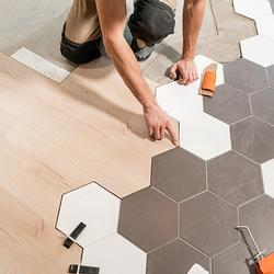 Flooring and tiling with vland, Builders in Essex and London